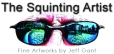 The Squinting Artist logo 1